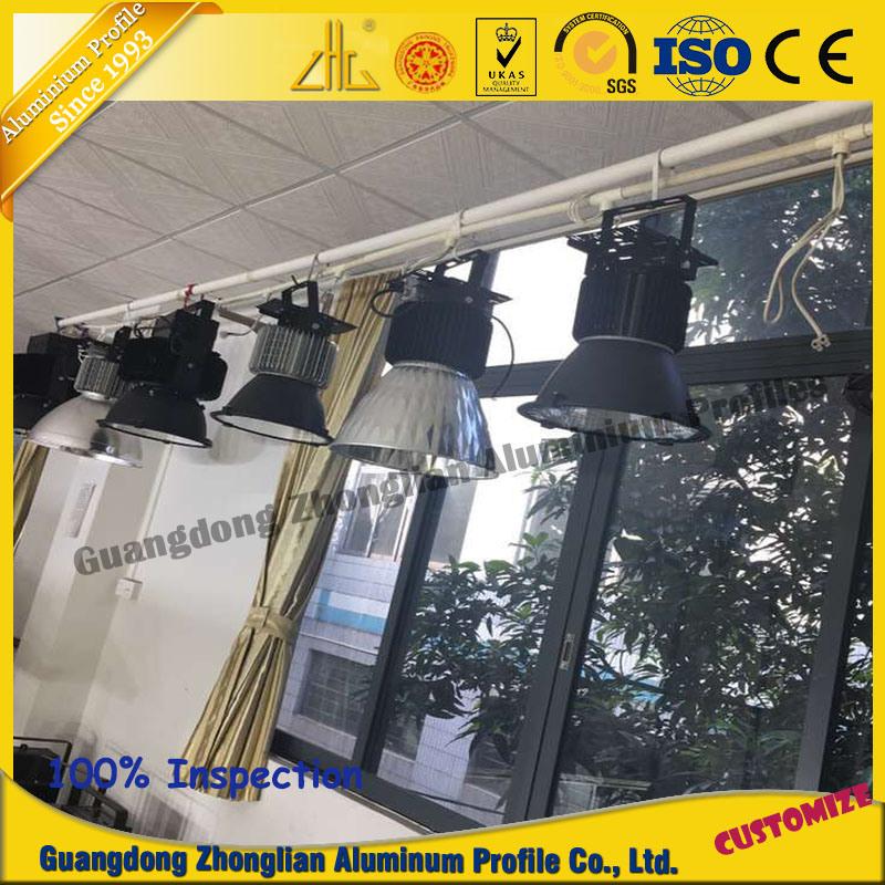 Zhonglian Aluminium LED Profile for Street Light