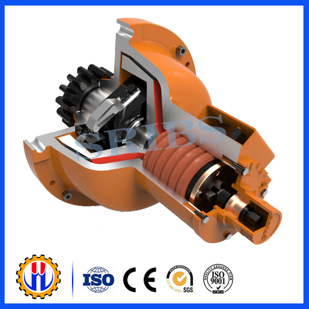 Anti- Fall Safety Device Construction Elevator Parts