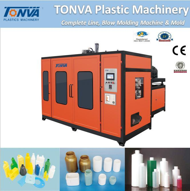 High Speed Series PP PE Plastic Extrusion Blow Molding Machine
