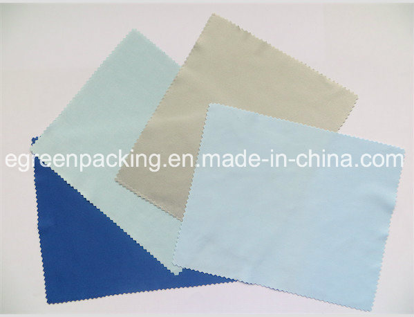 Microfiber Optical Cleaning Cloth (100%polyester 240-250GSM)
