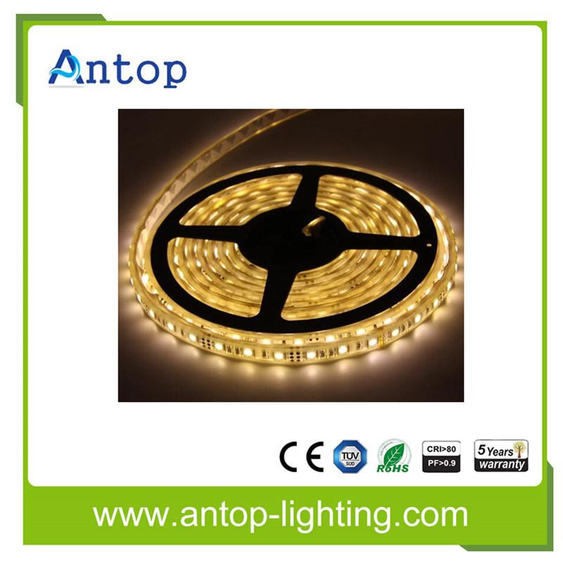 IP65 SMD5730 60LED 10mm 12V 30W White LED Flexible Strip