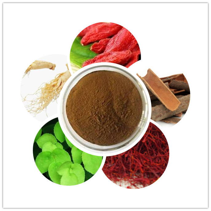 Raw Material Premixed Powder for Male Health Enhancement Food Supplement