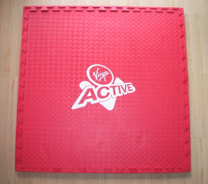 EVA Karate Sports Mat with Interlock Style
