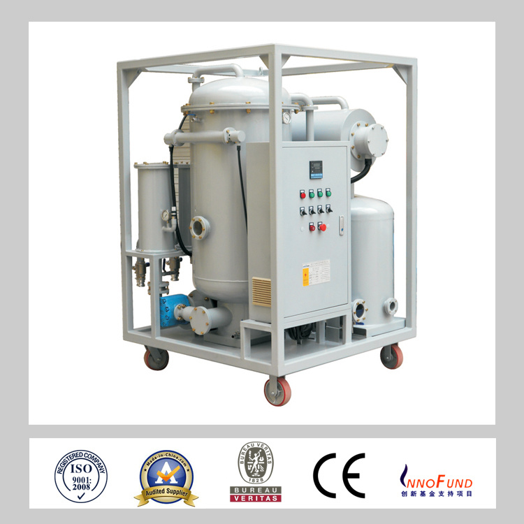 Zl Vacuum Lubricating Oil Purifier (Oil Filtration Machine)