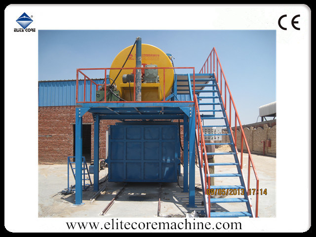 Ecmt-141 Steam System Re-Bonded Foam Making Machine