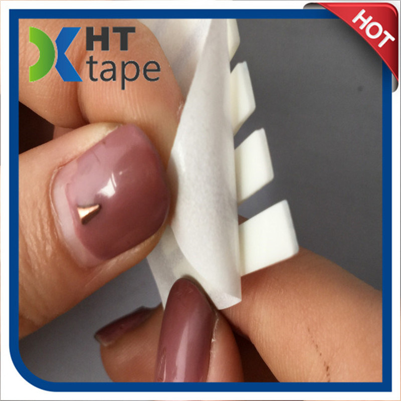 Strong Resistance to High Temperature Resistant Transparent 3m Double-Sided Adhesive