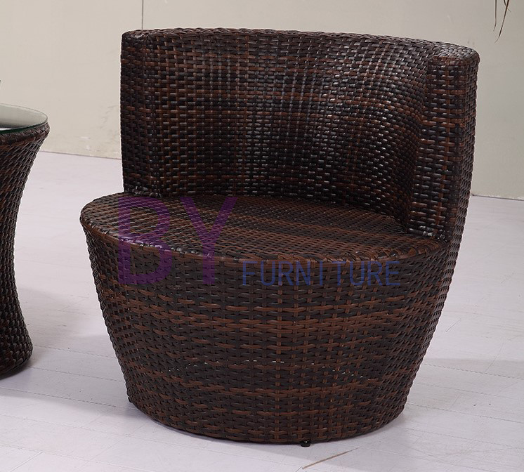 Hot Sale PE Rattan/Wicker Garden Sofa