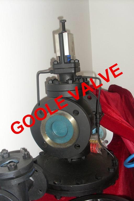 Wenzhou Spriax Sarco Dp17 Steam Pressure Reducing Valve