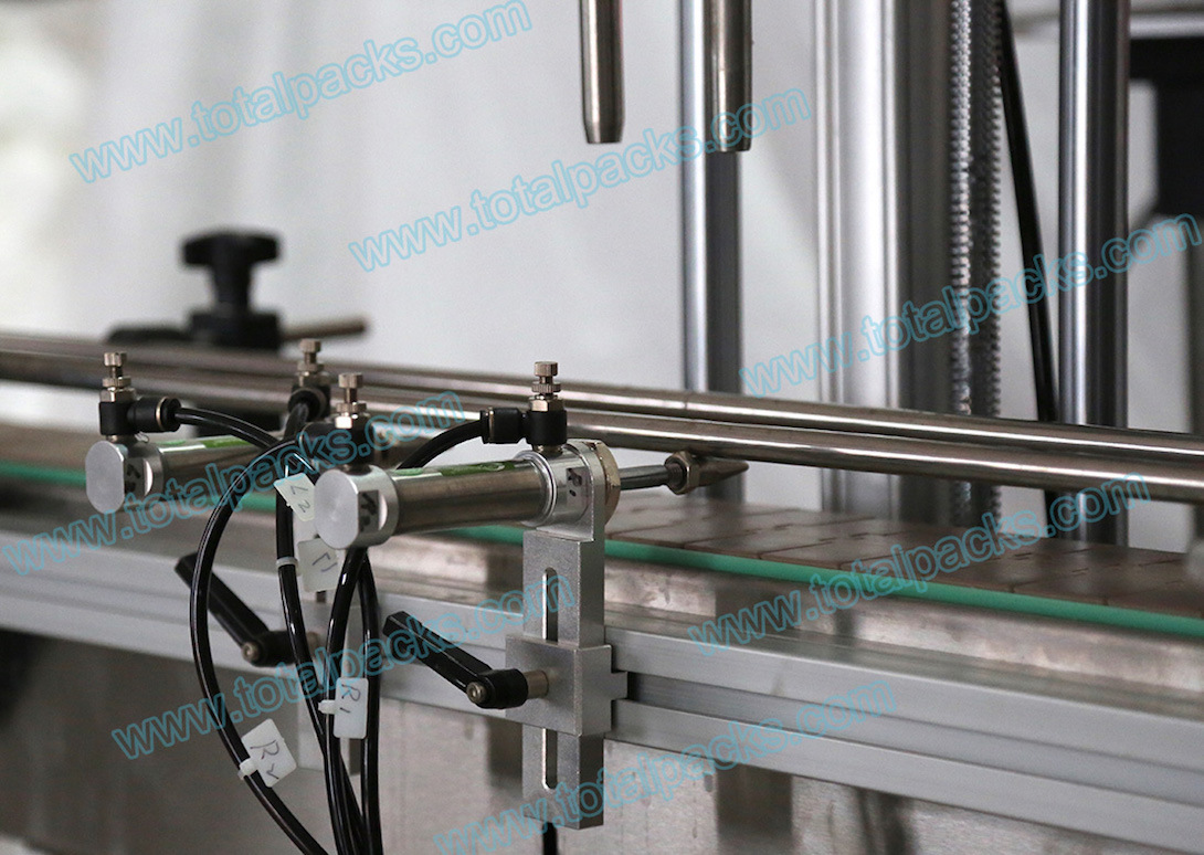 Automatic Two Nozzles Gear Pump Bottle Filling Machine (GPF-200A)