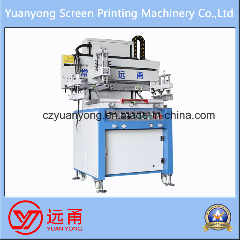 Semi-Auto Screen Printing Machinery for One Color Printing