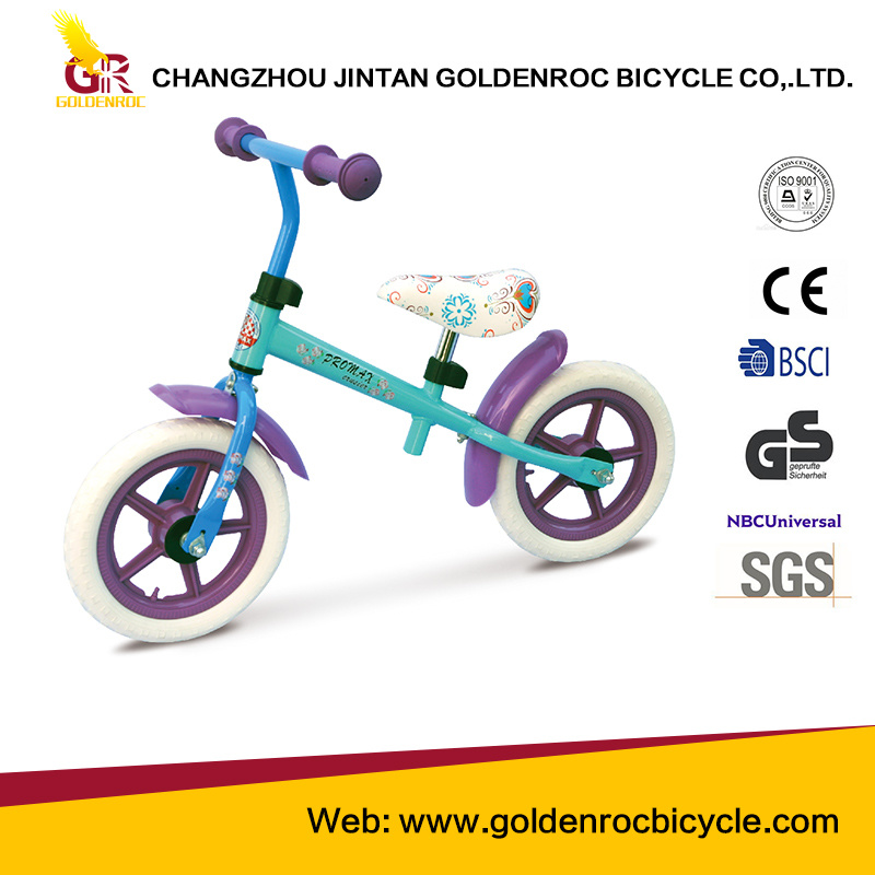 "(GL213-2) High Quality 12"" Balance Bike for Children"
