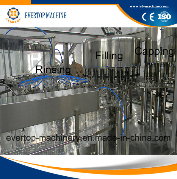 Small Capacity Bottle Filling Water Plant