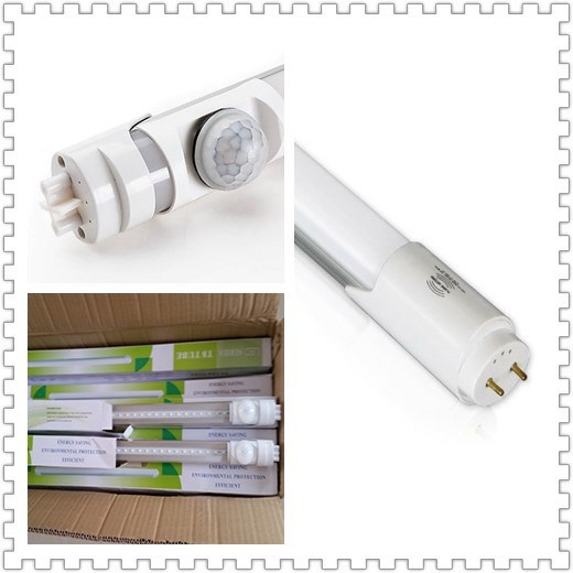 9W 13W 18W 23W PIR Sensor T8 LED Tube Light