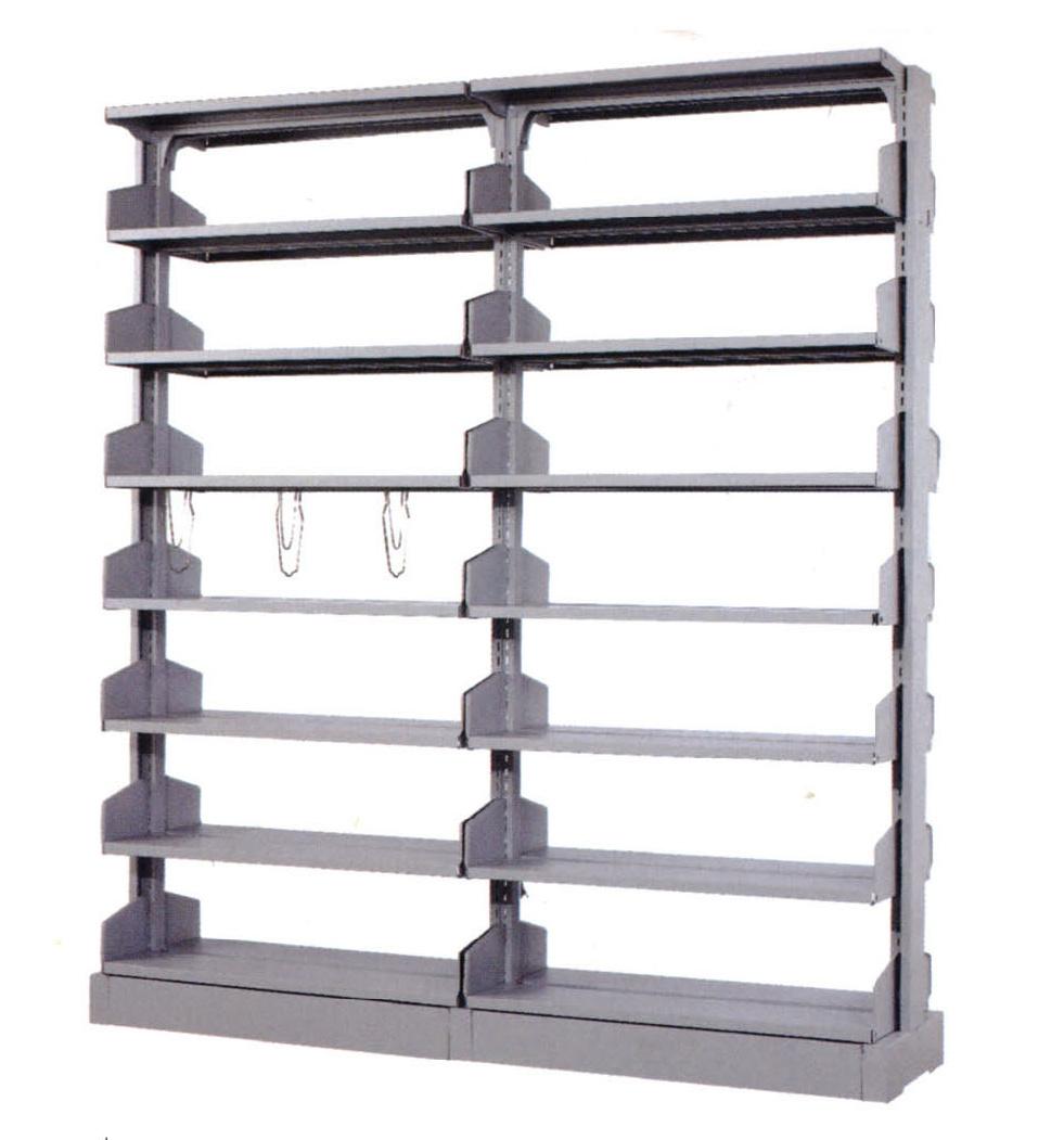 School Iron Steel Metal Lab Library Supermarket Storage Rack (NS-ST013)