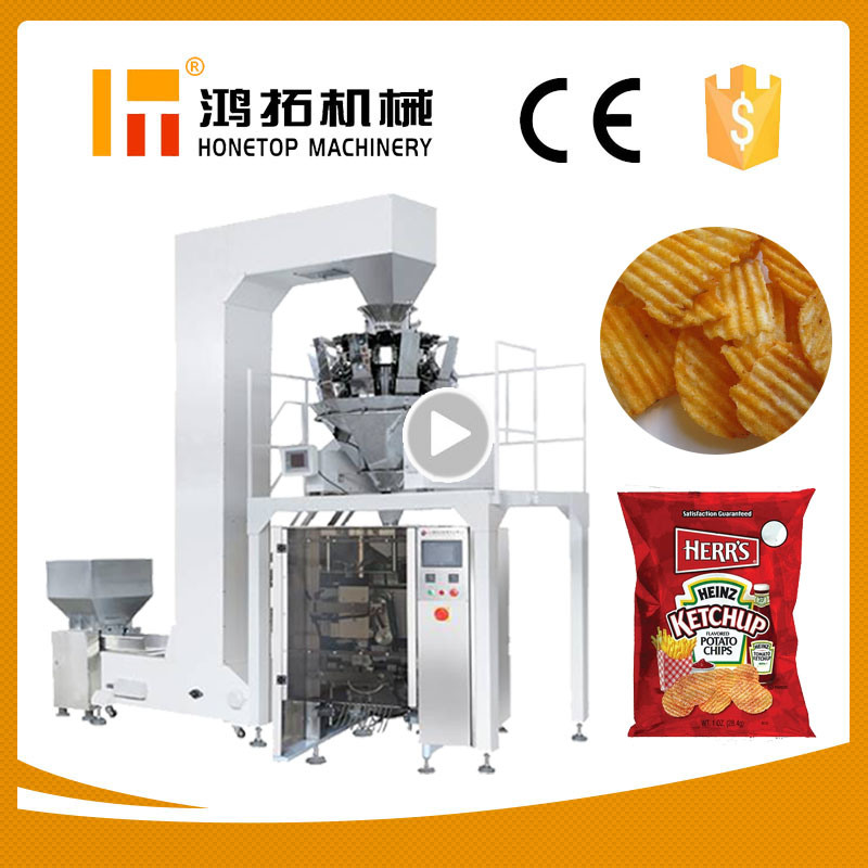All Kinds Chips Packing Machine