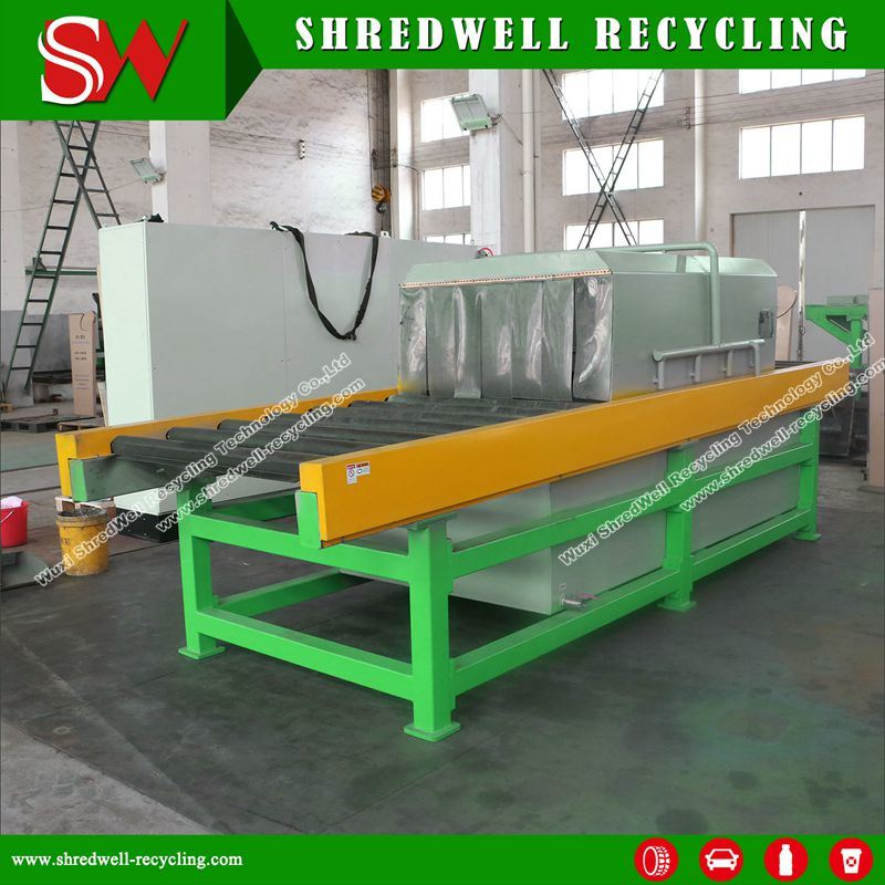 Tire Washer Machine Used for Waste Tyre
