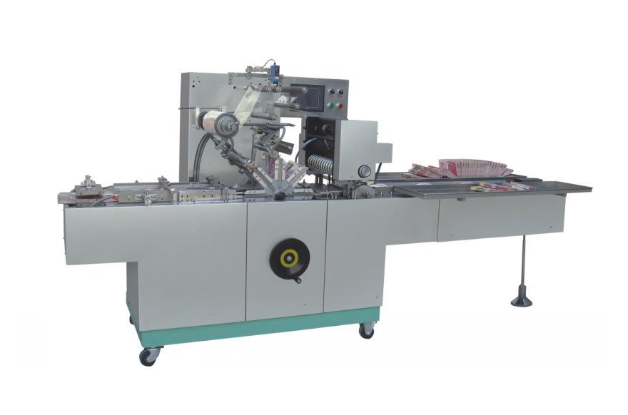 Cellophane Food Plastic Tray Wrapping Machines