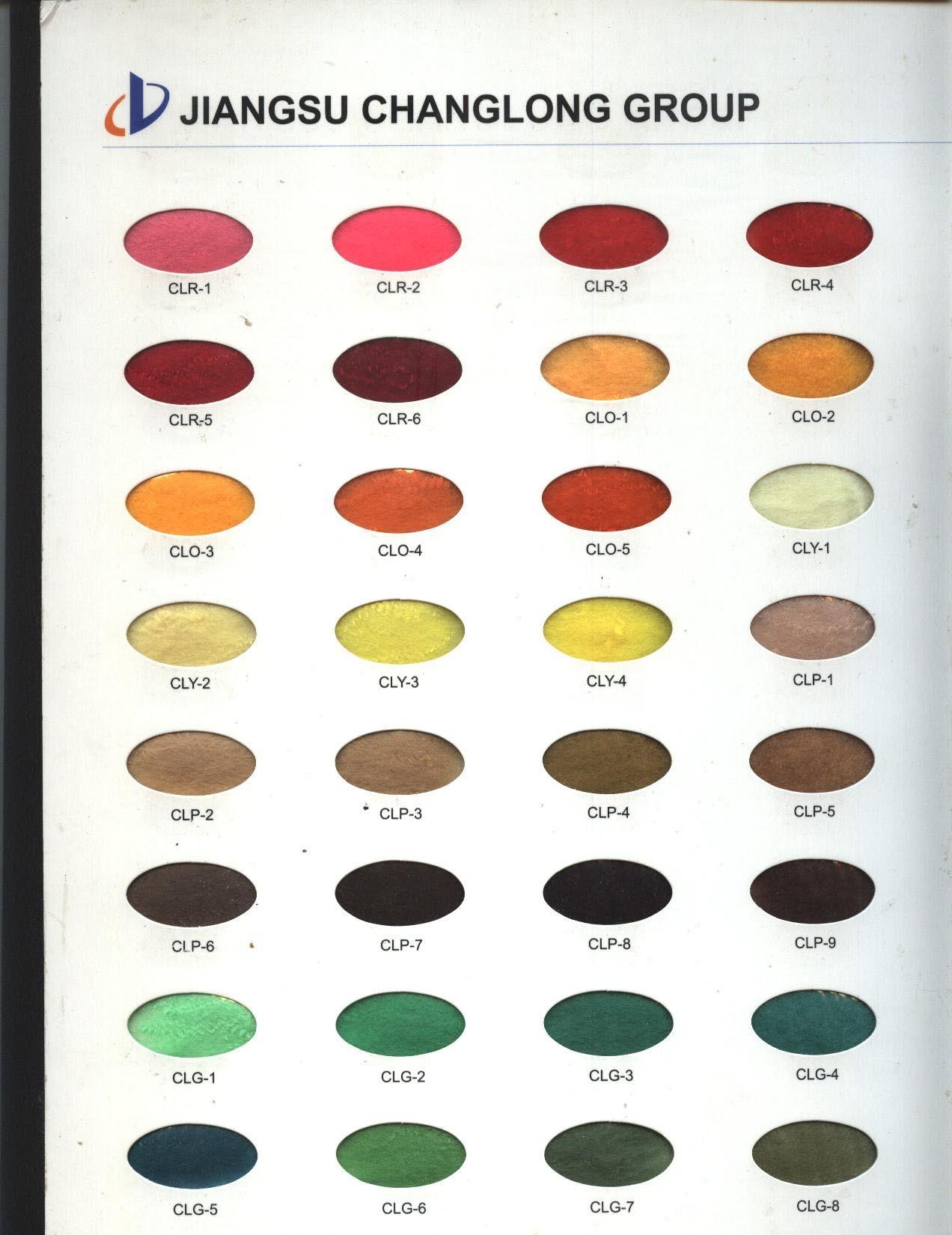 Colorful PP Polypropylene Staple Fiber