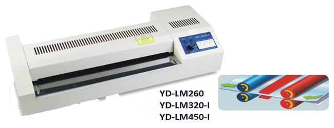 Temperature Adjustable Metal Pouch Laminator YD-LM260