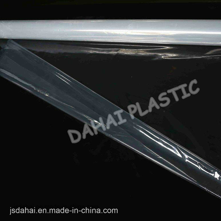 0.15mm Clear PE Roll for Bags