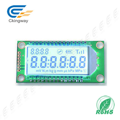 Backlight Graphic COB Display 240*68 Dots LCD Module