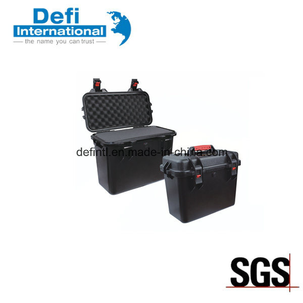 Black Hard Safety Waterproof Equipment Case