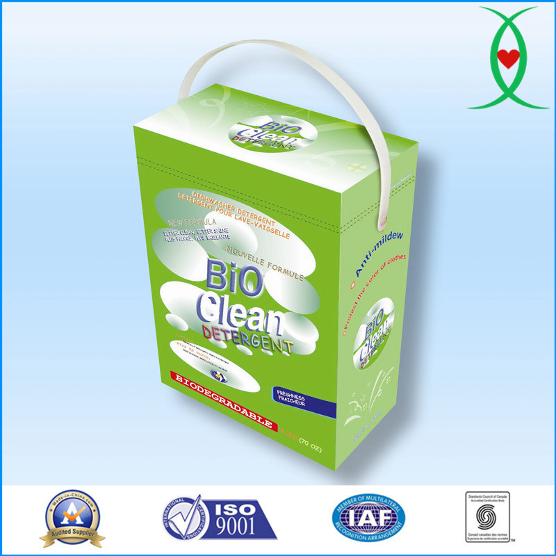 Clean Detergent Washing Laundry Powder