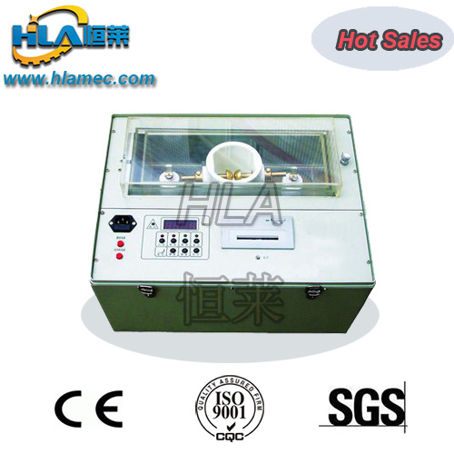 Bdv Dielectric Strength Transformer Oil Tester