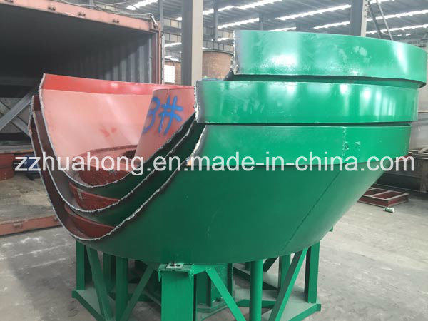 Wet Pan Mill for Gold Grinding Machine