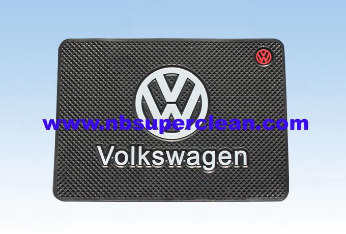 Customized Non-Slip Pad Car Dashboard Sticky Pad Anti Slip Rubber Mat (CN2906)