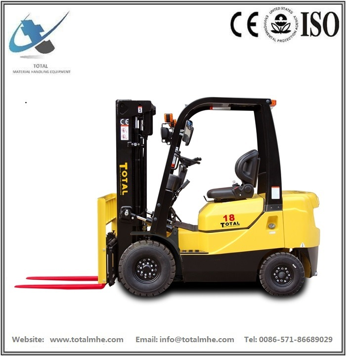 1.8 Ton Diesel Forklift Truck with Japanese Engine C240 Engine