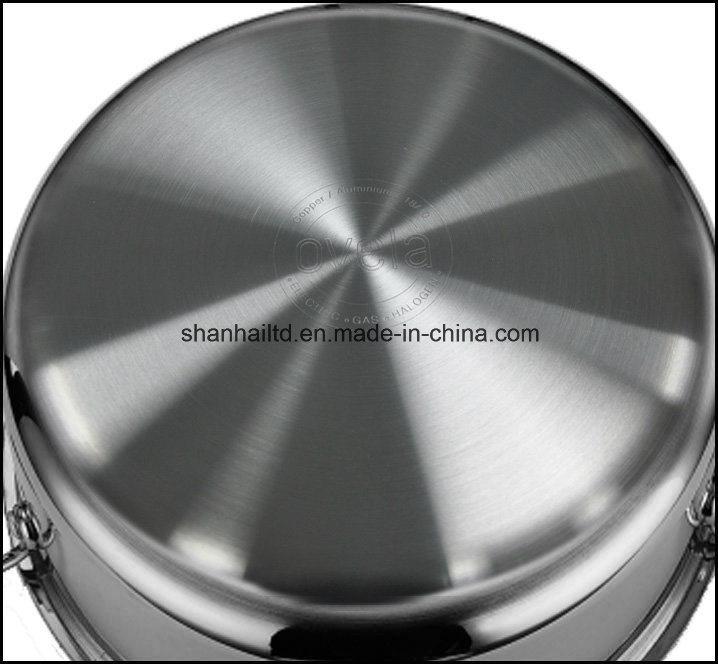 Tri Ply Chinese Wok Cooking Wok