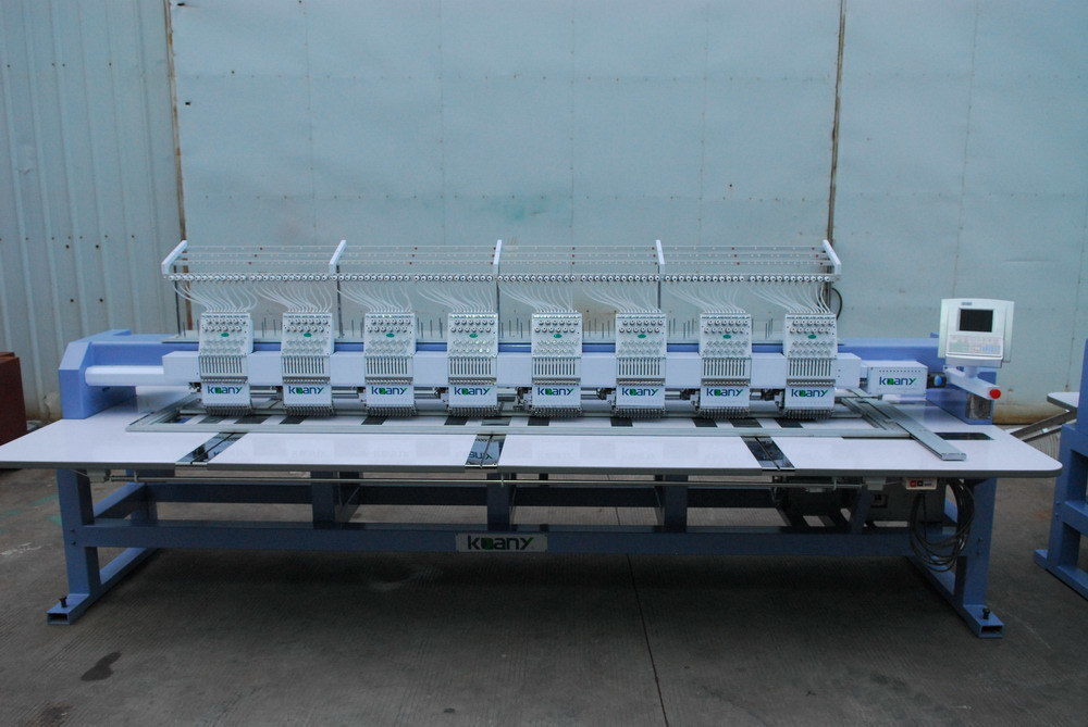 Embroidery Machine for Garment, Curtain, Car Cushion, Leather