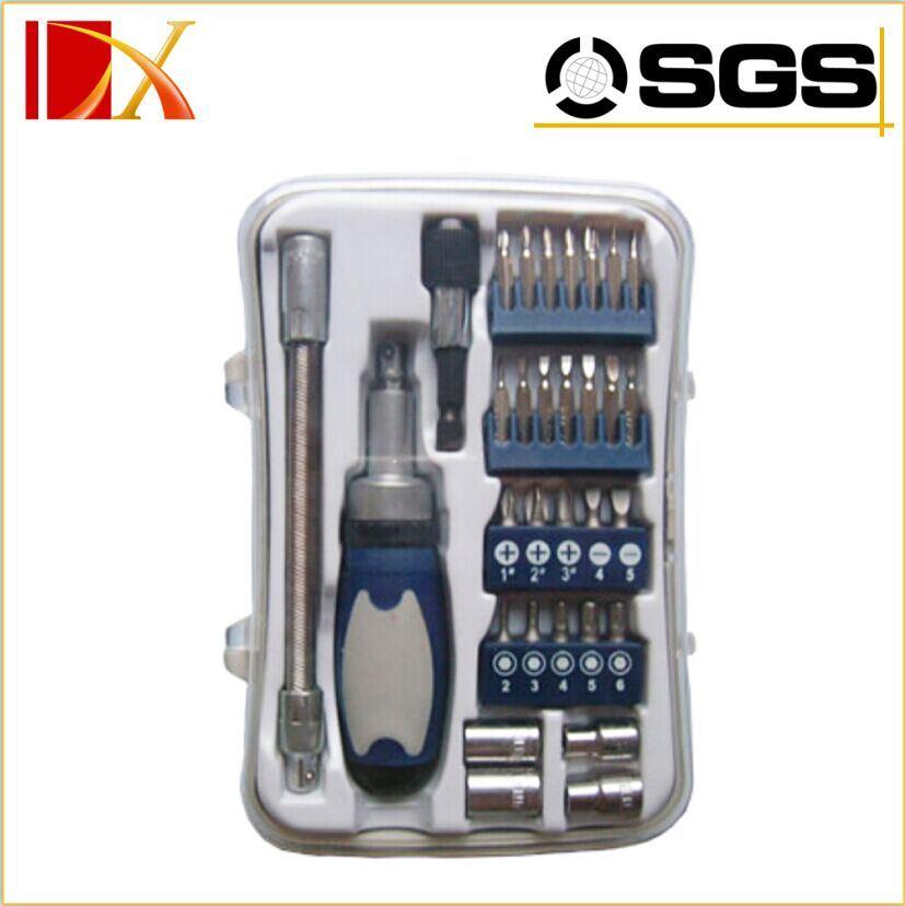 Socket and Screwdriver 32PCS Tool Set