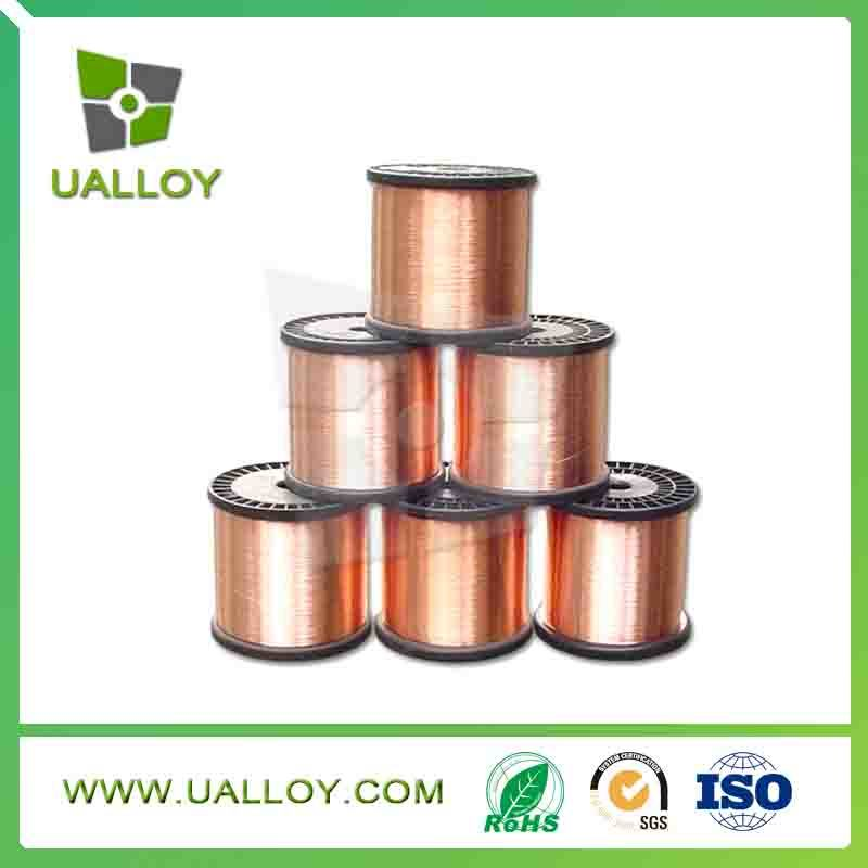 CuNi10 Wire Copper Nickel Alloy for Low-Voltage Circuit Breaker