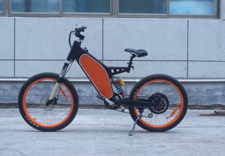 3000W Electric Downhill Bike