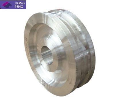 OEM Custom Precision Forged Ring Gear Wheel