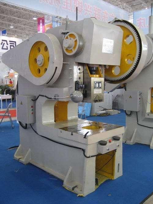Deep Throat Mechanical Eccentric Power Press (punching machine) J21s-25ton
