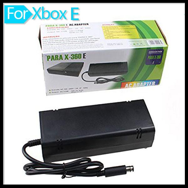 Us EU UK Plug AC Adapter for xBox 360 E Power