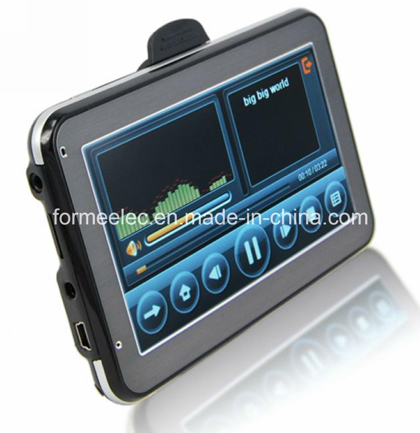 5.0 Inch Car GPS Navigation Vehicle Navigator 128MB 4GB