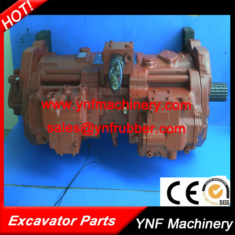Main K3V112dtp Kobelco Hydraulic Pump 30 * 50 * 80 Size High Precision