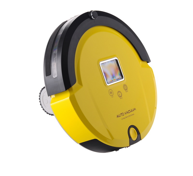Good Mini Automatic Robot Vacuum Cleaner for Home