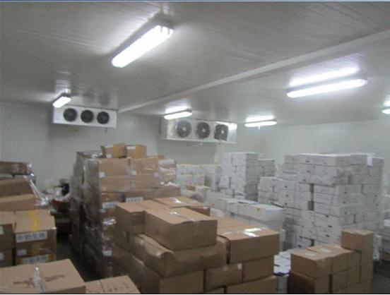 Food Standard Cold Room Cold Storage