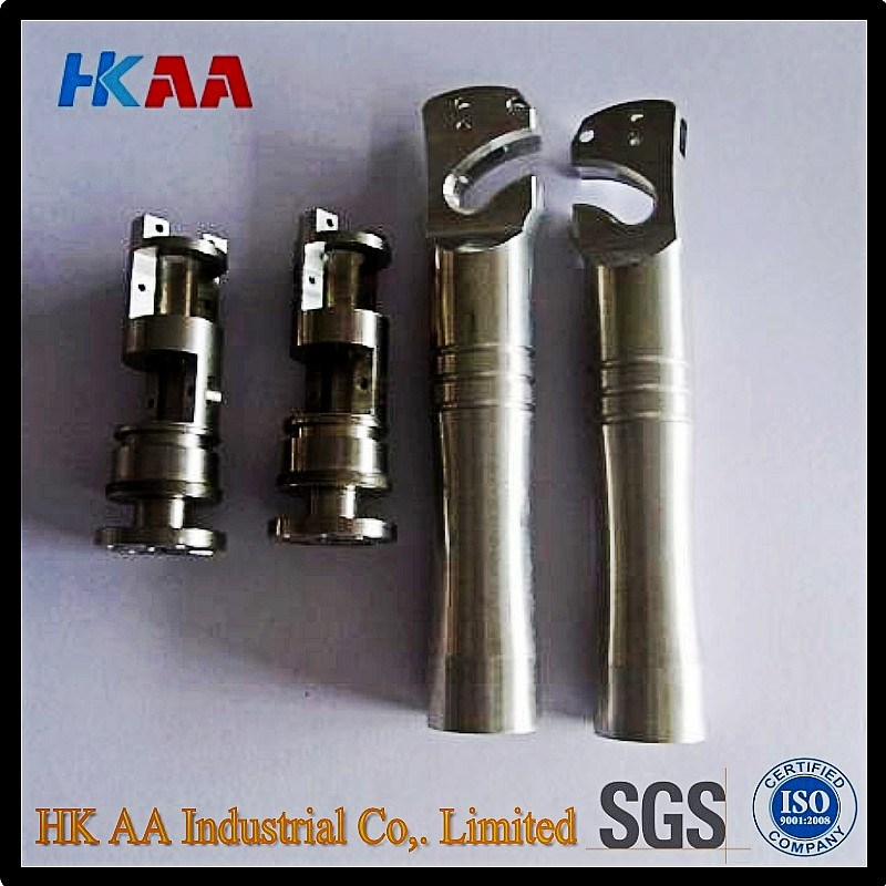 Manufacture CNC Precision Machining Steel Parts, Plated Hardware Components