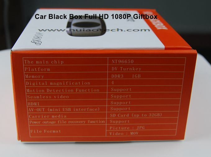 Cheap 2.0 Inch Mini Car Camcorder with Novatek96650 CPU, FHD1080p Car Camera DVR-2002