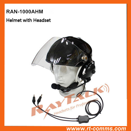 Paragliding Helmet Aviation Headset High Noise Cancelling Paramotor Helmet