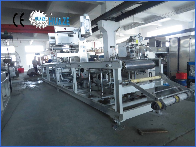 Vacuum Thermoforming Packaging Machine
