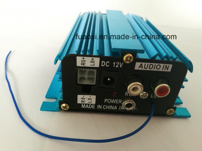 2CH Output Car Amplifier Digital Audio Player