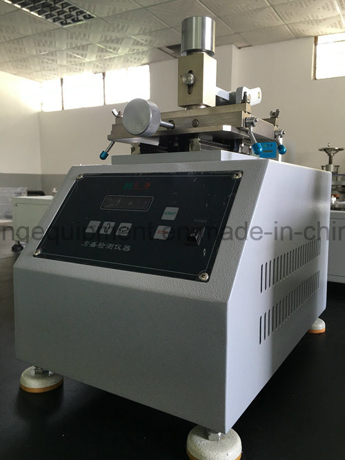 Iultcs Rub Colorfastness Test Machine for Leather and Textile