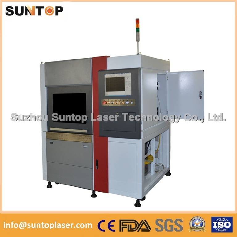 High Precision Laser Cutting Machine/Small Size Laser Metal Cutting Machine